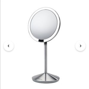 superhuman sensor makeup mirror